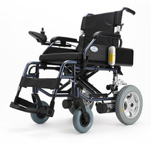High quality safety folding electrical wheelchair for disabled and elderly people NEW