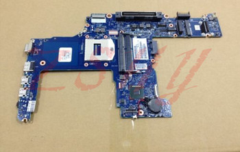 for HP ProBook 640 G1 650 G1 laptop motherboard 744009-001 QM87 HD 4600 Free Shipping 100% test ok