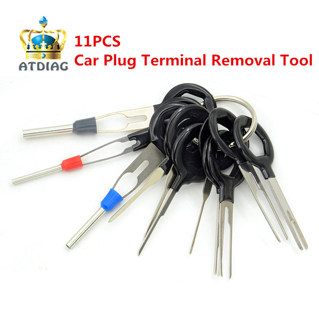 11 pcs Connector Pin Removal Auto Car Plug Circuit Board Wire ...