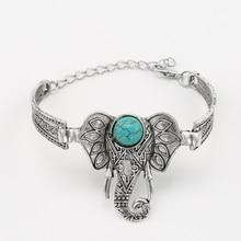 Bracelet Elephant Women Accessoires