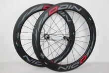 ODIN CARBON wheel road bike wheel 700C * 60MM CARBON WHEEL Racing bikes wheel