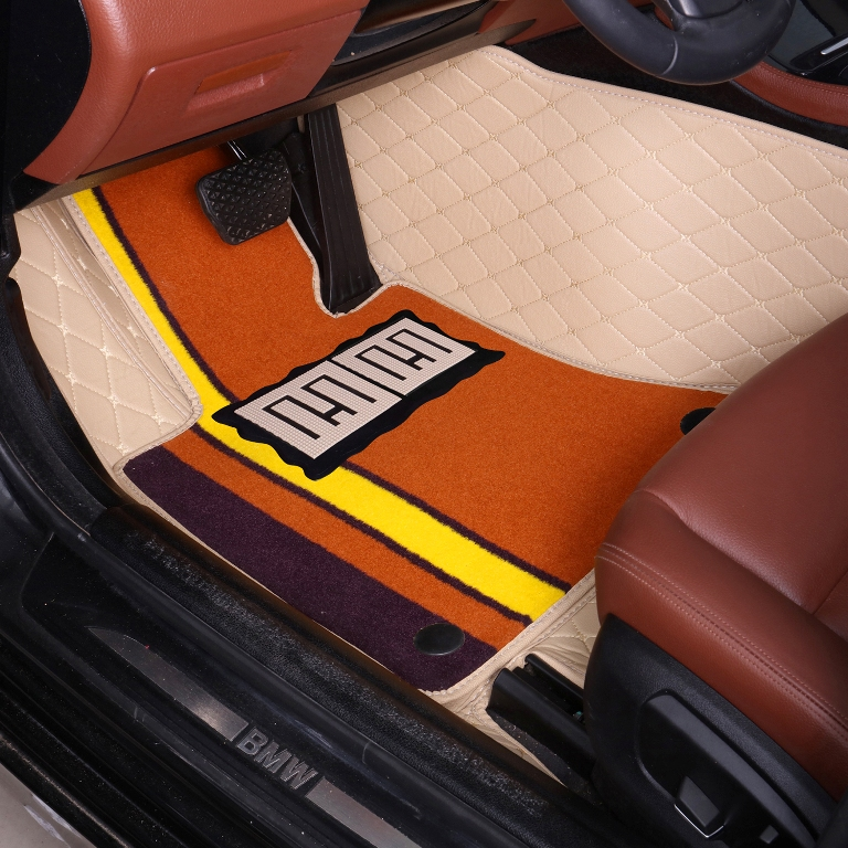 Car floor mats for <font><b>Lexus</b></font> <font><b>GS</b></font> 200t 250 300 <font><b>350</b></font> 430 450H 460 <font><b>F</b></font> <font><b>Sport</b></font> GS200T GS250 GS350 GS300 GS45OH carpet rugs (2005- image