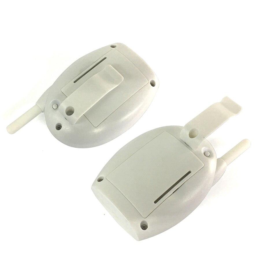 Moniteur bébé 2.4 GHz numérique sans fil Audio électronique Babysitter bidirectionnelle interphone Radio nounou bébé téléphone - 6
