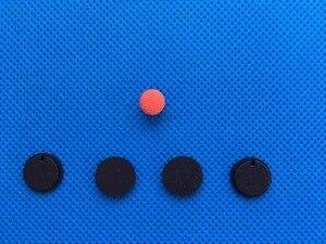 Image 5 - 4 pz/set Nuovo Piedini In Gomma per Lenovo ThinkPad X1 Carbonio Gen 2 3 MT: 20A7 20A8 20BS 20BT Base Inferiore della Copertura Del Piede con TrackPoint