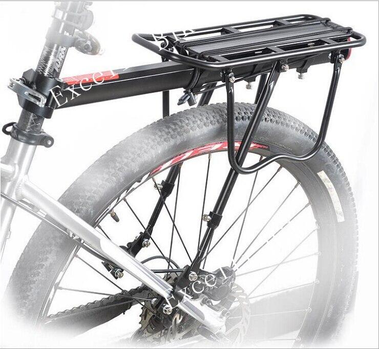 Vélo Racks Vélo Porte Bagages Vélo Accessoires Matériel De Stand Footstock 80 kg Capacité Pour Vtt 26 et 27.5