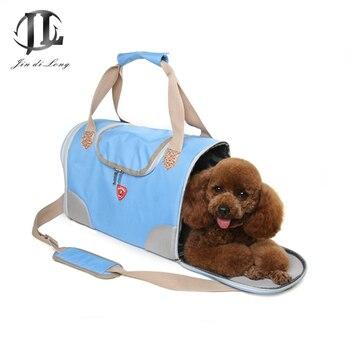 Oxford Pet Handbag Shoulder Bag Messenger Bag Style Cute Pet Supplies Travel Portable Package