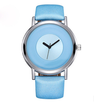 2016 Nueva Original SINOBI Relojes Ladies Marca de Lujo unisex Simple Cuero de Las Mujeres Impermeables Relojes de Vestir relojes mujer