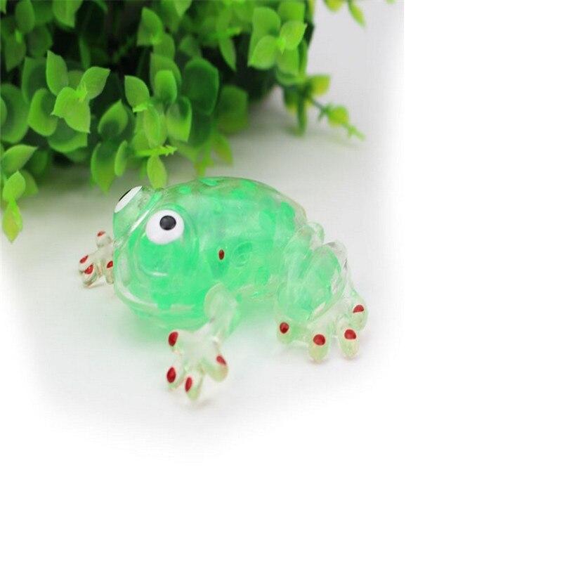 Cute Mochi Squishy Frog Healing Toy Kawaii Squeeze Stress Relief Fun Joke Gifts