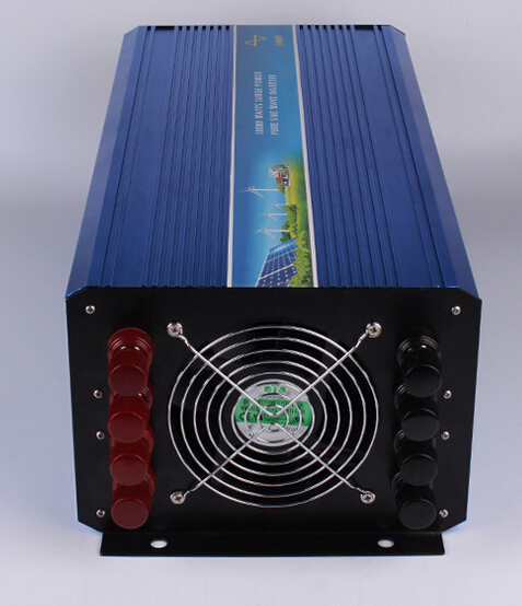 surge power 12000W inverter rated power 6000W Pure sine wave inverter DC12V to AC110V or DC12V to AC220V for solar system 2000w 2kw pure sine wave power inverter surge power 4kw dc12v dc24v dc48v to ac110v ac220v 50hz 60hz