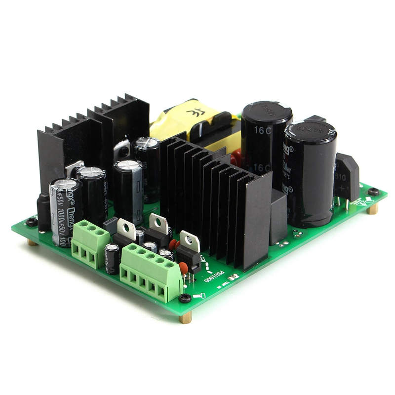 500W 35V Amplifier Dual voltage PSU Audio Amp Switching Power Supply Board