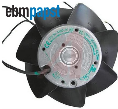 ebm papst Brand new original axial fan A2S130-AA03-01 230V high temperature shaft fan 133*54mm new original 3115ps 23t b30 230v 8 10w 8038 aluminum frame axial fan