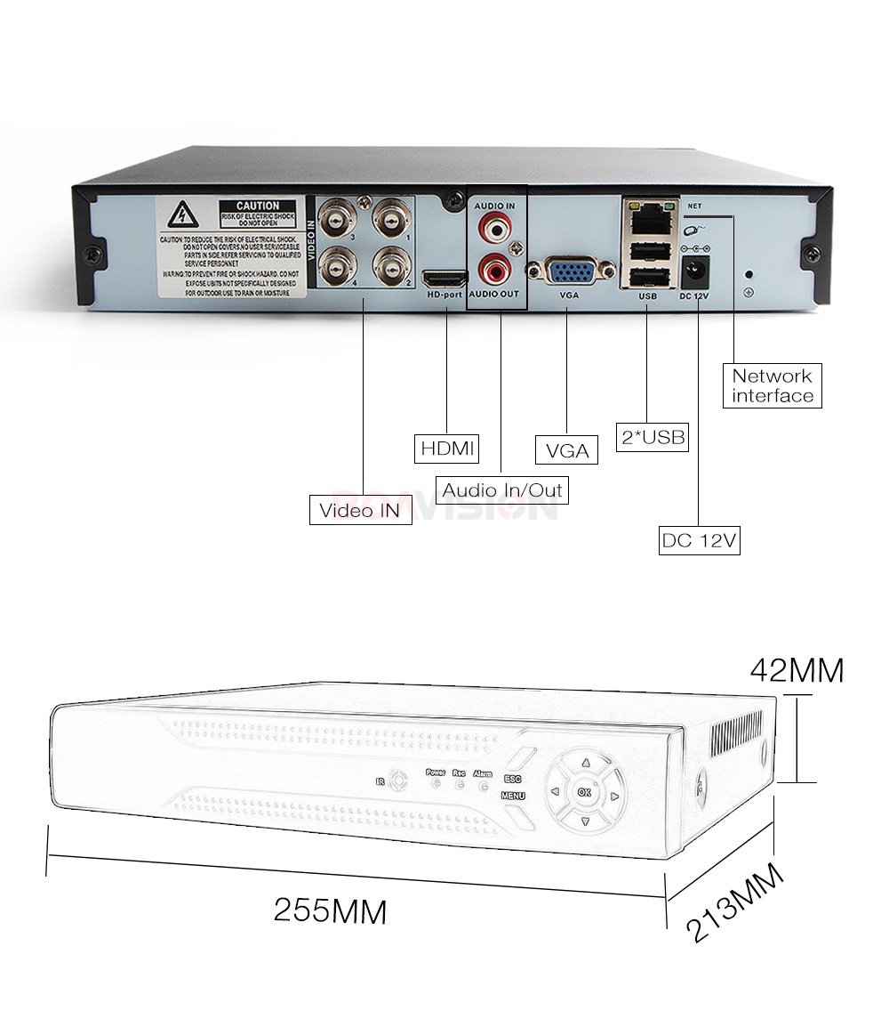11 cctv system