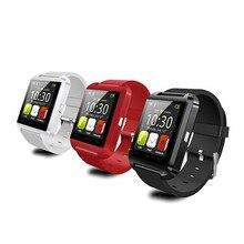 2016 heißer Smartwatch Bluetooth Smart Uhr U8 Armbanduhr digitale sportuhren für IOS Android phone Wearable Elektronische Gerät