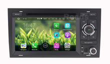 Quad core 1024*600 Android 5.1.1 Car DVD Player for Audi A4 2002 2003 2004 2005 2006 2007 with Canbus WiFi GPS Radio