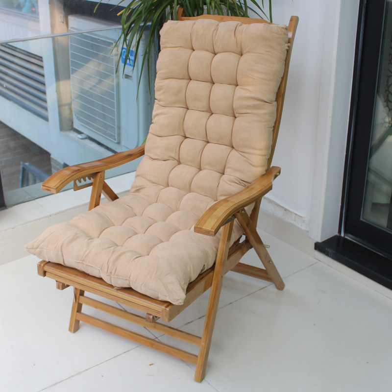 Outdoor Patio Furniture For Seniors: Extended Siesta Folding Bamboo Chair Recliner Outdoor
