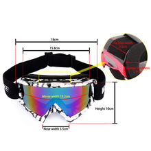 Wolfbike snowboarding eyewear skate goggles sun glasses protection ski quality high