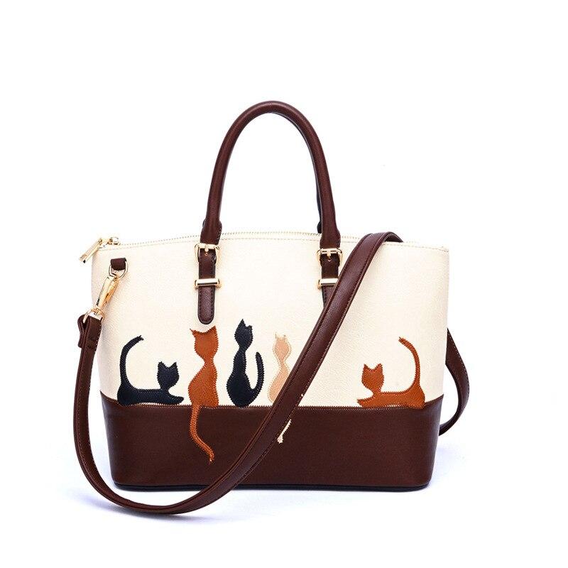 ФОТО 2016 Women Fashion Bags Ladies Fashion Shoulder Bag Famous Brand Women Messenger Bags For Women Handbag Vintage Gift Leather Bag