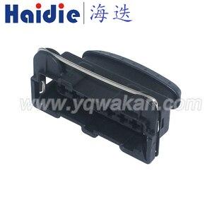 Darmowa wysyłka 2 zestawy 7pin obudowa z tworzywa sztucznego auto kable w wiązce uszczelnione złącze kabla