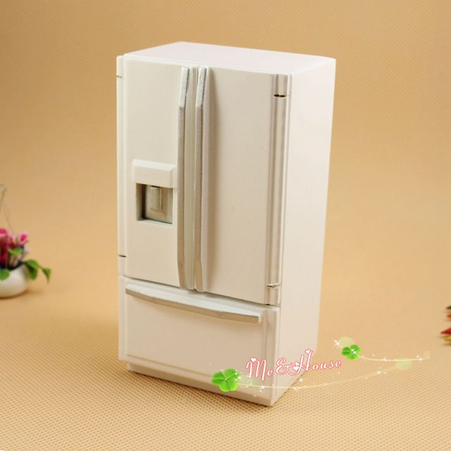Free Picture Indoors Contemporary Stove Refrigerator: Doll House Modern Dollhouse Kitchen Room Home Appliance 1
