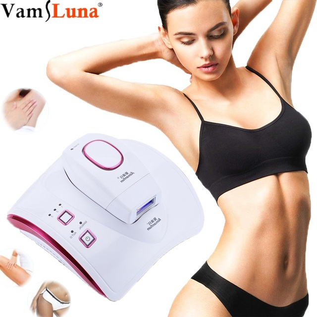 Hair Removal System With LPL+RF And 300000 Lamp Heads IPL Remover System, Painlessly And Safe Hair Epilator At Home