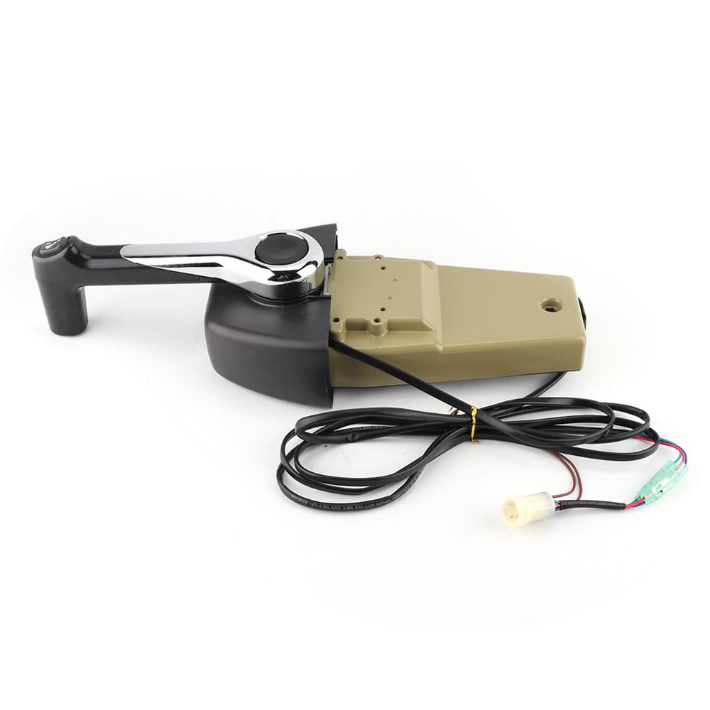 Fit Yamaha OEM Binnacle 704-48205-P1 Top Console Mount Boat Remote Control Box