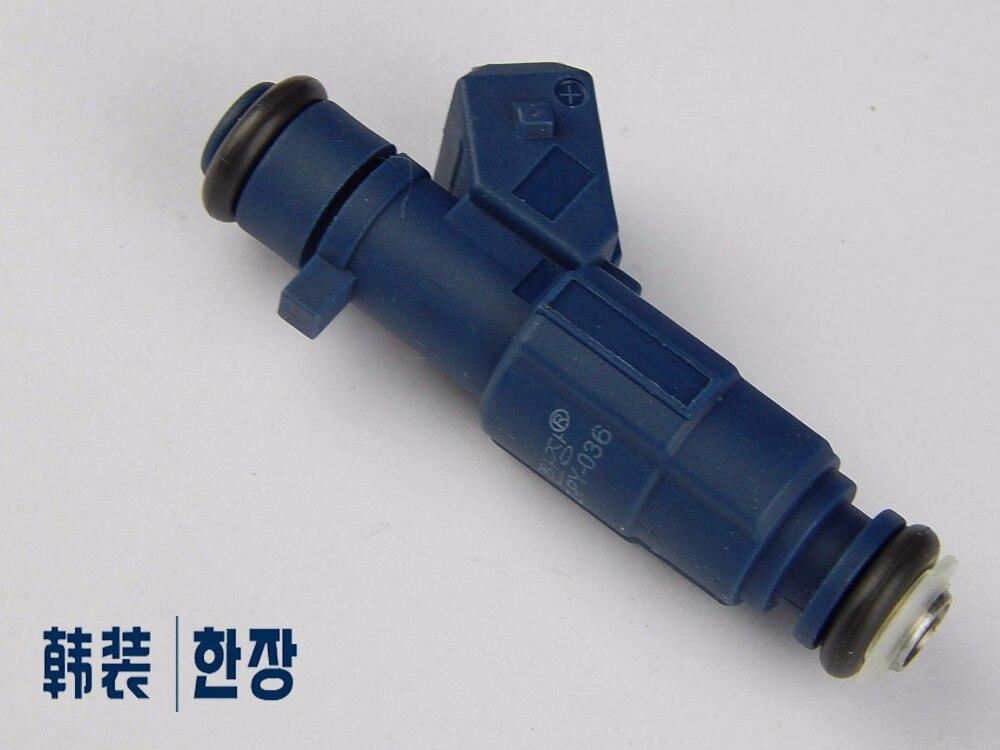 Injecteur de carburant Buse Pour Chery élégant 473 BYD FO Geely Panda BYD F0 Hayon 1.0 OEM: 0280156263