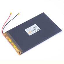 3.7V 7000mAH 7067112 Polymer lithium ion battery / Li-ion battery for POWER BANK;tablet pc,,,ainol,ampe