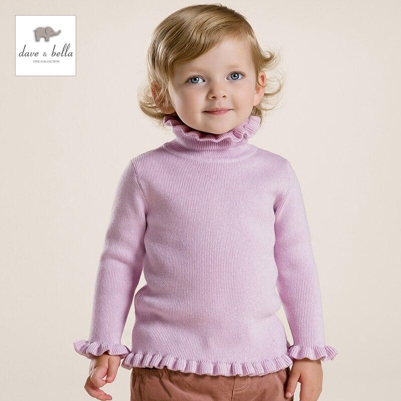 DB2735 davebella girls sweater children pulloverDB2735 davebella girls sweater children pullover