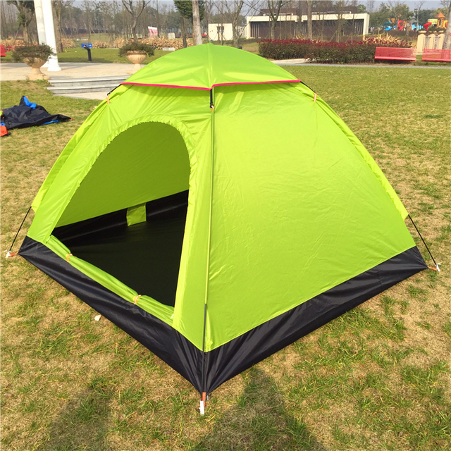 Hot Selling 2 Person Pop up Tent Pop Up Waterproof C&ing Tent CZX- & Hot Selling 2 Person Pop up Tent Pop Up Waterproof Camping Tent ...