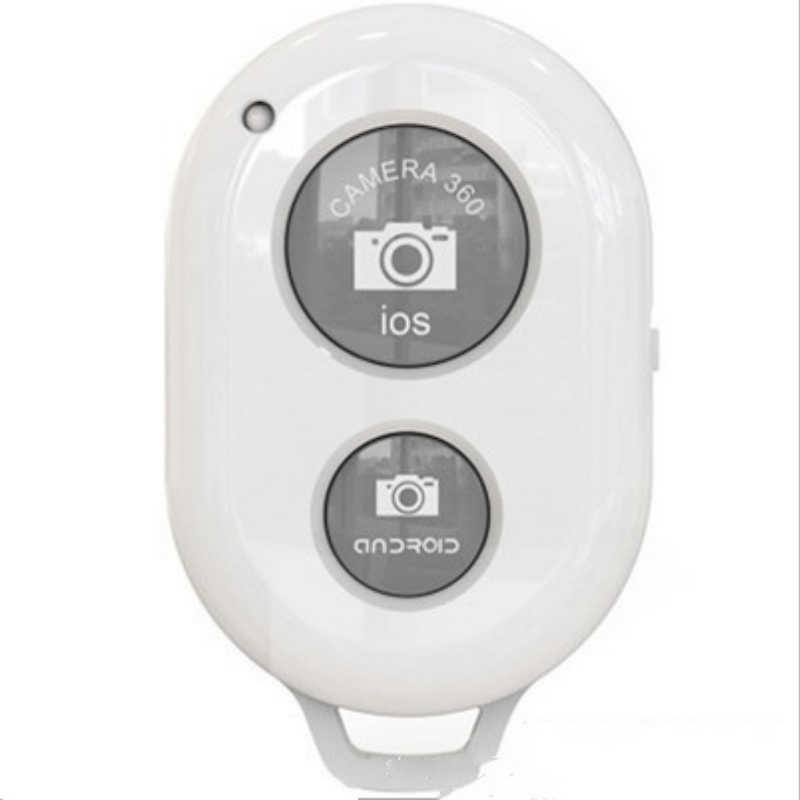 2019 Bluetooth Disparador remoto de la cámara del teléfono Monopod palo selfi con disparador de temporizador automático Control remoto para IOS Android