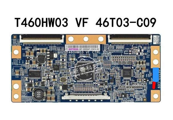 T-COn T460HW03 VF 46T03-C09 T400HW03 Logic Board FOR Connect With / LA40C530F1R Connect Board