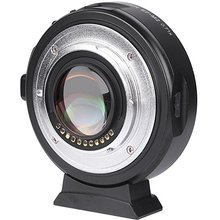 Viltrox EF-M2II AF Auto-focus EXIF 0.71X Reduce Speed Booster Lens Adapter Turbo for Canon EF lens to M43 Camera GH4 GH5 GF6 GF1