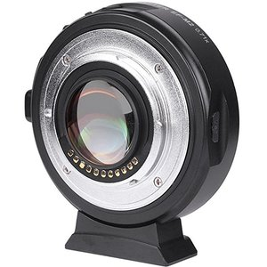 Image 1 - Viltrox EF M2II AF Auto focus EXIF 0.71X Reduce Speed Booster Lens Adapter Turbo for Canon EF lens to M43 Camera GH4 GH5 GF6 GF1