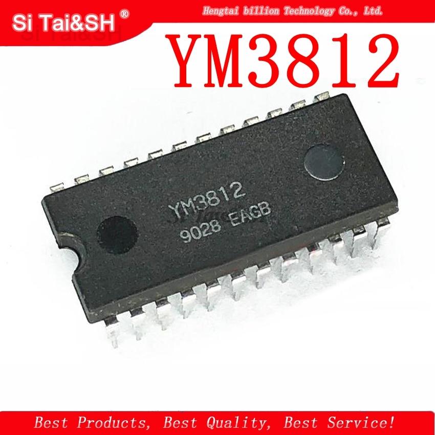1pcs/lot YM3812 YM 3812 DIP-24