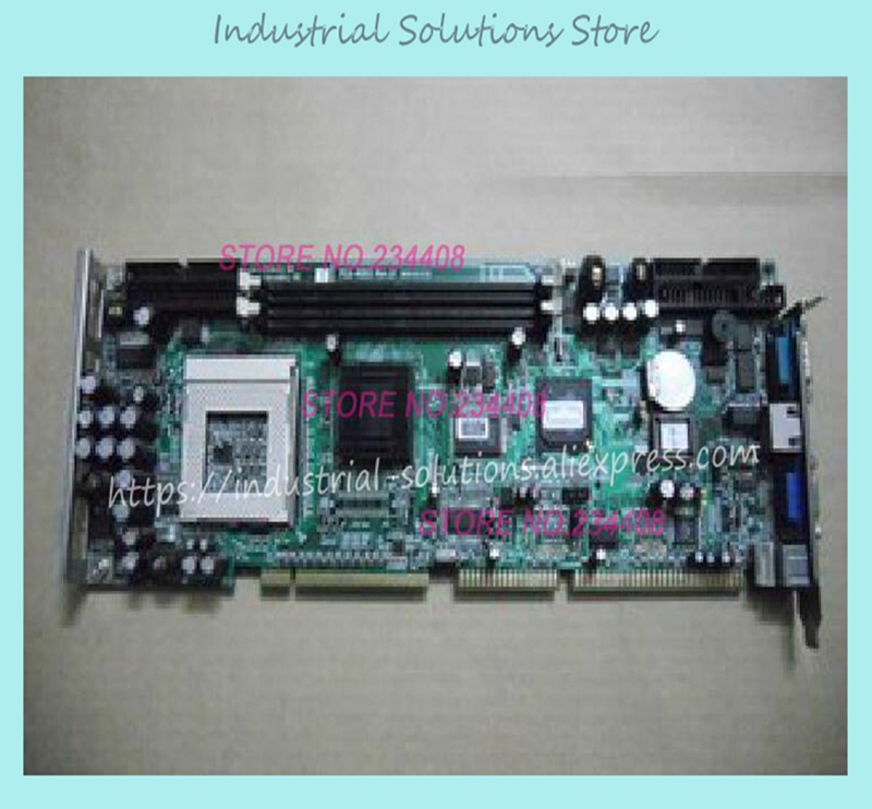 Board PCA-6003VE A2 P3 Pca-6003 Industrial Motherboard 100% tested perfect quality pca 6003 pca 6003ve a2 industrial motherboard tested good board with fan cpu and ram