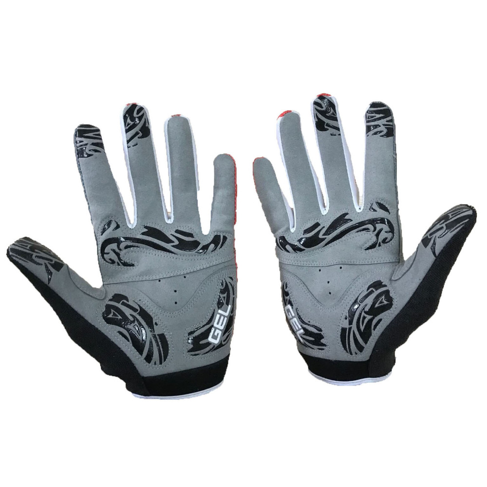 Wholesale Weimostar Full Finger Cycling Gloves Guantes Ciclismo Gel Rockbros S109 1 Bike Glove Sarung Tangan Sepeda Red Pad Motorcycle Summer Mtb Bicycle In From Sports
