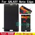 Recambios del teléfono móvil al por mayor para samsung galaxy note edge n915f n915a n915p pantalla lcd de pantalla táctil digitalizador