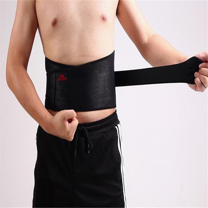 Pressurized sports belts men and women protective gear running squat training fitness belt basketball waist waist belly belt