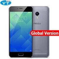Original Meizu M5S 3GB 32GB Global Firmware 4G LTE Cell Phone 5.2