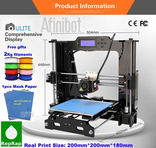 Aliexpress.com : Buy 3D Printer Parts Full Acrylic Frame