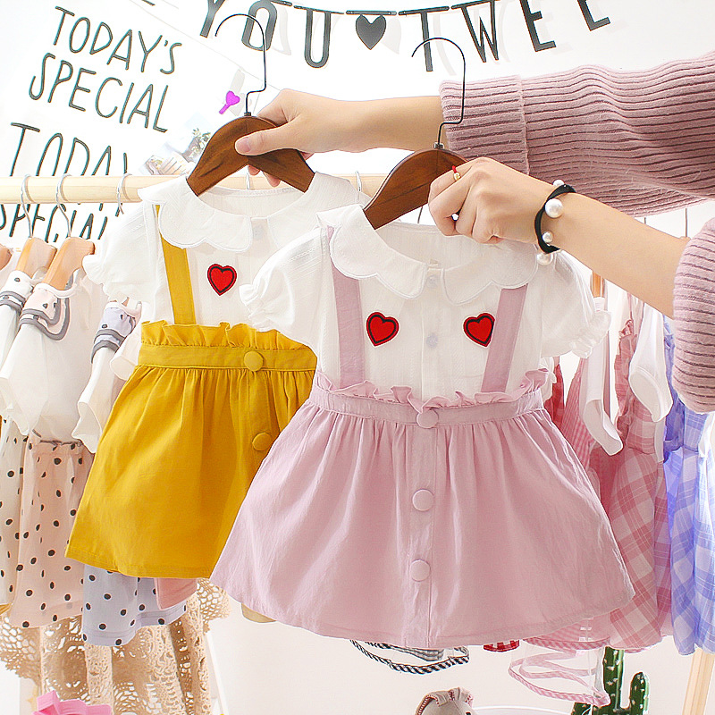 Baby Girls Summer Dress For Newborn Kids Clothes 2019 New Cute Infant Princess 1st Birthday Baby Dress Toddler Girl Clothing