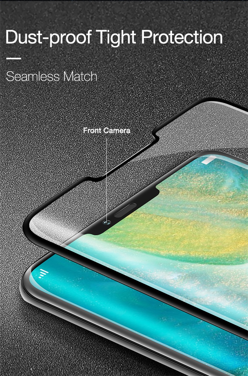 9. for huawei mate 20 pro tempered glass