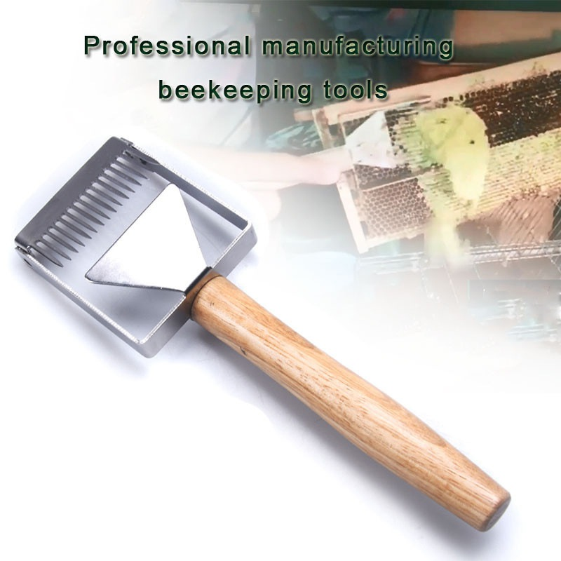 HTB18cEJboLrK1Rjy1zbq6AenFXa5 - Beekeeping Equipment Uncapping Scraper Honey Honeycomb Scraper