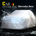Cubierta del coche SUV Sol Sombra Lluvia Nieve Cubierta Resistente A Los Arañazos a prueba de agua Para Mercedes Benz GL GL320 GL350 GL450 GL500 GL550 GL420