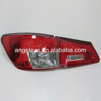 2006-2010 year For Lexus for IS250 LED Tail light Red Color LF