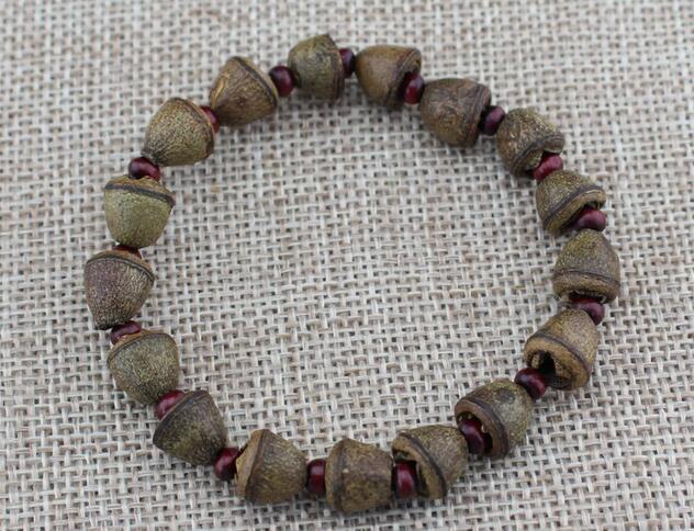 جديد حار بذور الكافور البوذية التبتية سبحة صلاة بوذا سوار و أساور الوردية مجوهرات خشبية للرجال النساء للجنسين