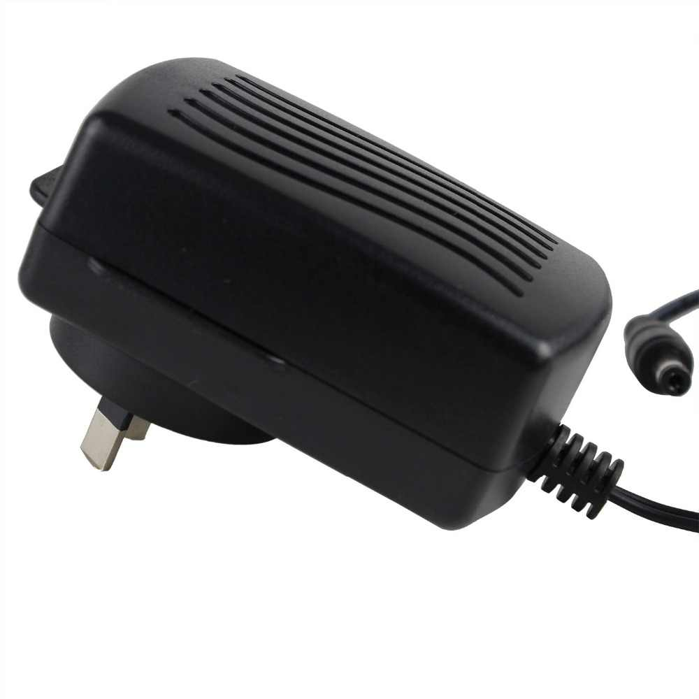 DEFEWAY 1 Stuk 12 V/2A adapter voor CCTV Camera of DVR Cctv-systeem EU/UK/AU/US Plug