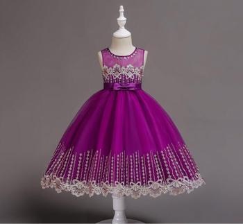 3fa178d55 Vestidos de fiesta para bebés y niños, vestidos de noche, vestido de  princesa, vestido de baile para niñas, vestido de ceremonia envío gratis