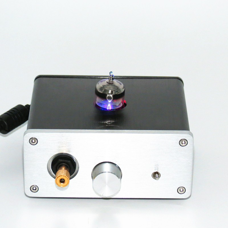 TIANCOOLKEI 12AU7 Vacuum tube Pre-amp and headphone PreAmplifier Class A circuit design New Audio PreAmplifier Boards tiancoolkei x 10d 2 0 original circuit hifi 6n11 tube buffer audio signal tube preamplifier for pure post amplifier