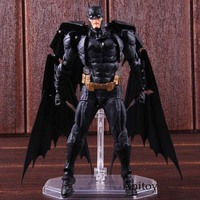 Revoltech Series No.009 Superheros Action Figure Batman Collectible Model Toy Gift For Kids